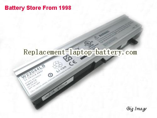 HP COMPAQ W22045LF Battery 4400mAh Black