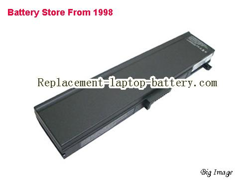 HP COMPAQ W62144L Battery 4400mAh Black
