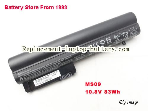 HP COMPAQ HSTNN-FB21 Battery 6600mAh, 83Wh  Black