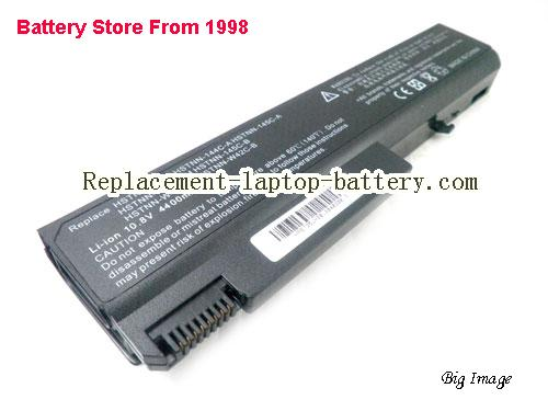 HP HSTNN-LB0E Battery 4400mAh Black