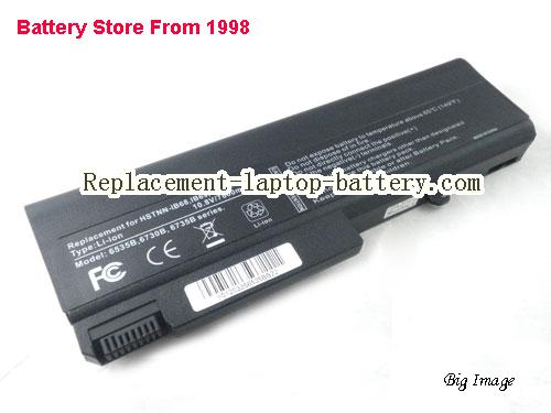 HP HSTNN-LB0E Battery 6600mAh Black