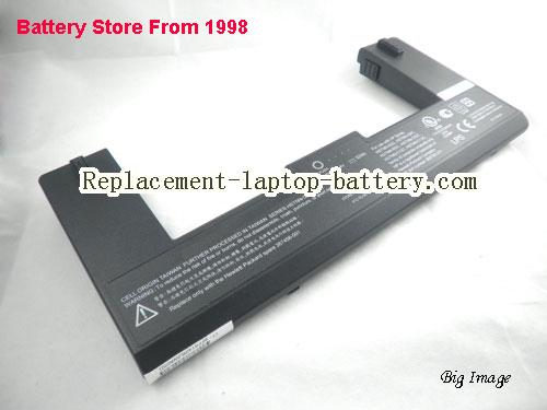 HP COMPAQ Tablet PC TC4200 Series Battery 3600mAh Black