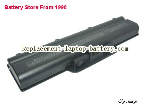 HP COMPAQ 342661-001 Battery 6600mAh Black