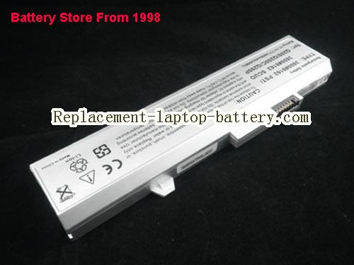 AVERATEC 3800 Battery 4400mAh Silver