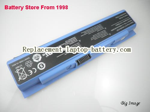 Genuine Hasee,HAIER E11-3S4400-S1B1 laptop battery, Blue 6cells