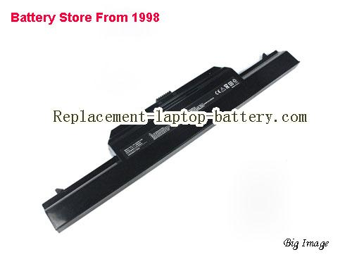 HASEE H413S4400G1L3 Battery 4400mAh Black