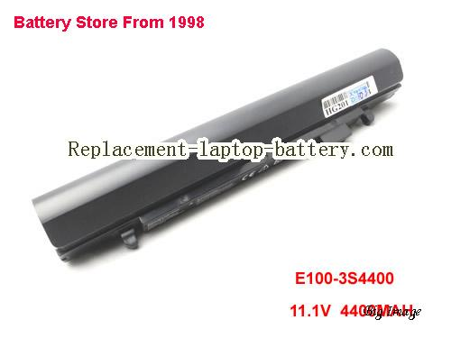 HASEE E100-3S4400 Battery 4400mAh Black