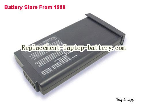 HP 222117-001 Battery 4400mAh Grey