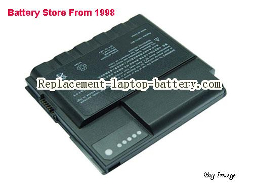 HP 205844-002 Battery 4400mAh Black