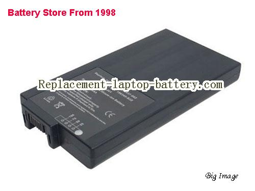 HP 247050-001 Battery 4400mAh Black