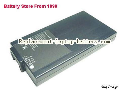 HP 247050-001 Battery 4400mAh Grey
