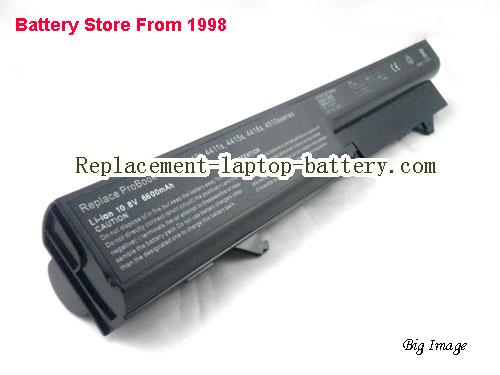 HP NZ374AA Battery 6600mAh Black