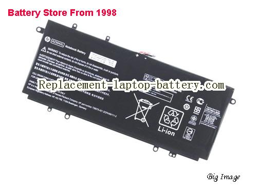 HP 738392-005 Battery 51Wh Black