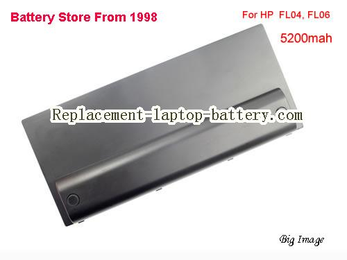 HP F106 Battery 5200Ah Black