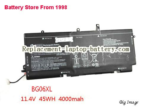 HP HSTNN-Q99C Battery 45Wh Black
