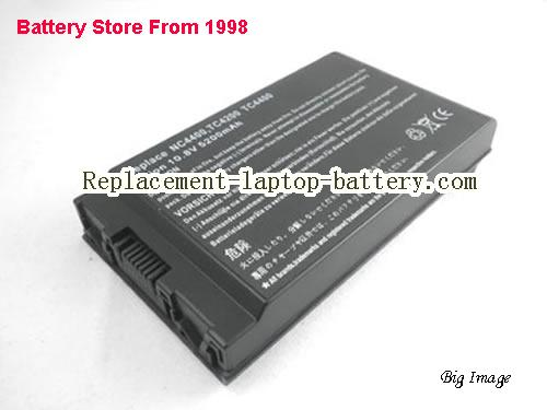 New and high quality  5200mAh HP COMPAQ 383510-001, Business Notebook NC4200 Series, HSTNN-UB12, Business Notebook TC4400,