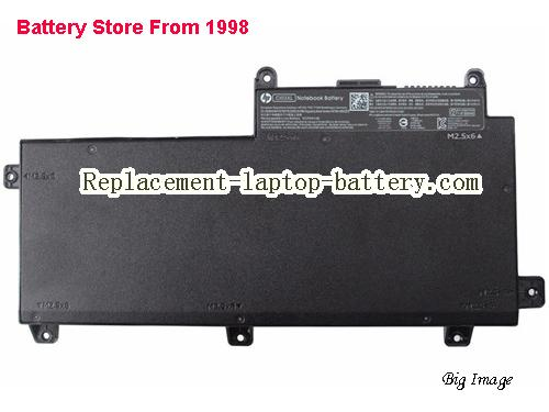 HP HSTNN-I66C-4 Battery 4200mAh, 48Wh  Black