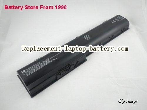 HP 466948-001 Battery 74Wh Black