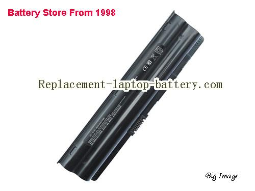 HP HSTNN-XB93 Battery 6600mAh Black
