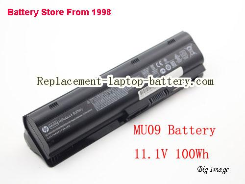 HP HSTNN-I81C Battery 100Wh Black