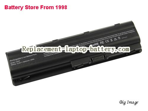 HP HSTNN-Q72C Battery 5200mAh Black