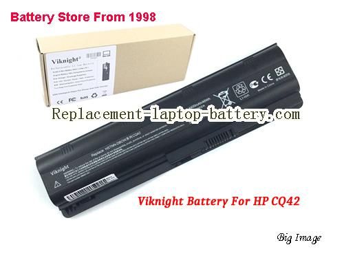 HP HSTNN-Q72C Battery 4400mAh Black