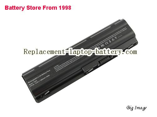 HP HSTNN-Q72C Battery 7800mAh Black