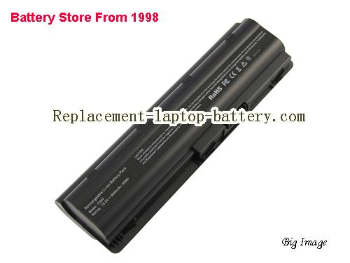 HP HSTNN-Q72C Battery 8800mAh Black