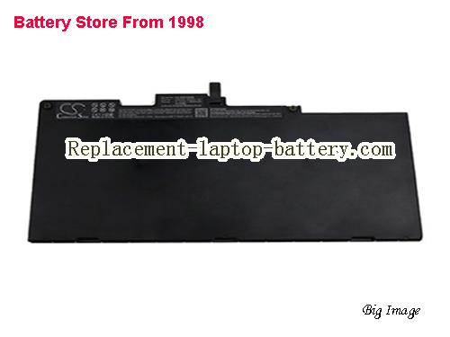 HP HSTNN-I33C-5 Battery 4100mAh, 46.5Wh  Black