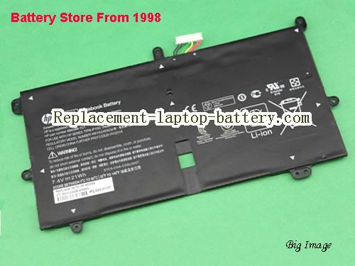 HP TPN-P104 Battery 21Wh Black