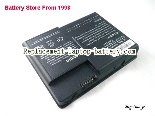 HP 336962-001 Battery 4800mAh Black