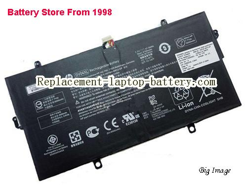 HP HSTNNW612 Battery 6180mAh, 48Wh  Black