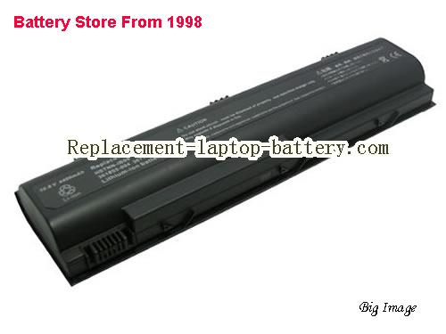 HP 383492-001 Battery 5200mAh Black
