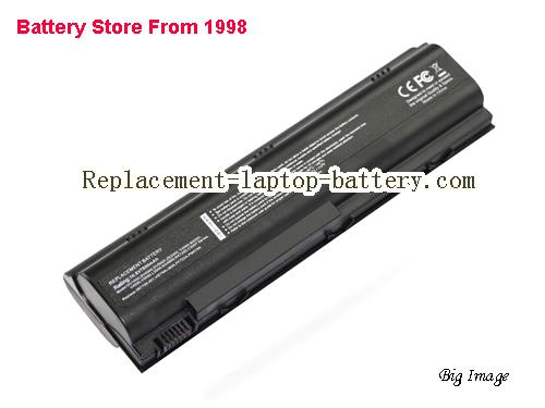HP 367759-001 Battery 7800mAh Black
