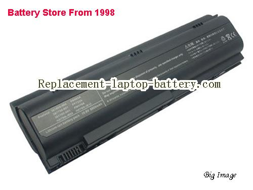 HP HSTNN-DB10 Battery 8800mAh Black