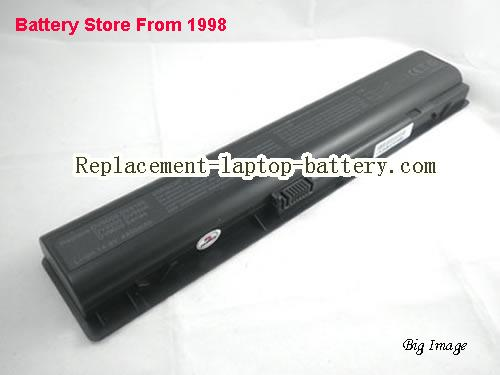 HP HSTNN-Q21 Battery 4400mAh Black