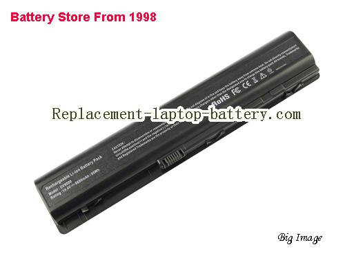 HP HSTNN-Q21 Battery 6600mAh Black