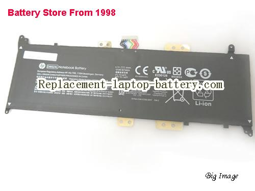 HP HSTNN-IB4B Battery 25Wh Black