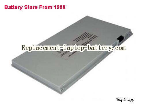 HP 576833-001 Battery 4400mAh Silver