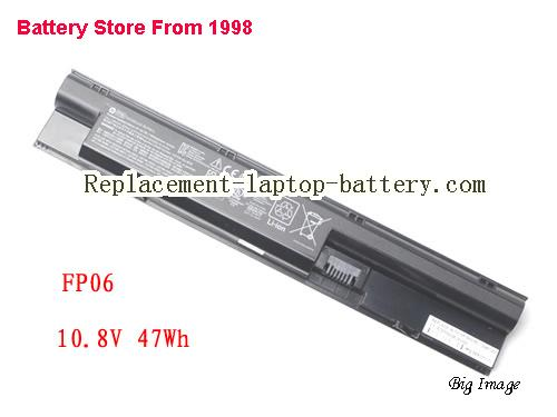 HP HSTNN-W95C Battery 47Wh Black