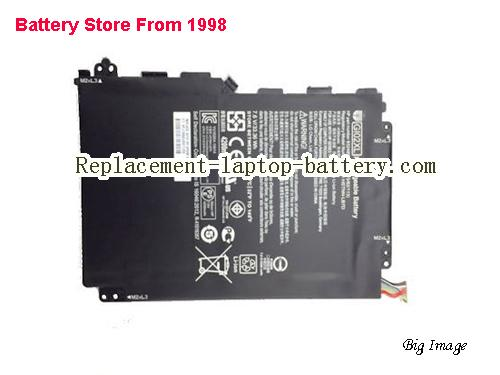 HP HSTNN-LB7D Battery 4200mAh, 33.3Wh  Black