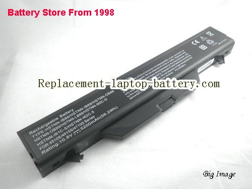 HP 535808-001 Battery 5200mAh Black