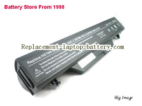 HP 535808-001 Battery 6600mAh Black