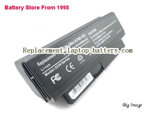 New and high quality  5200mAh, 63Wh  HP COMPAQ Business Notebook 2230B, Business Notebook 2230s, Business Notebook 2230,