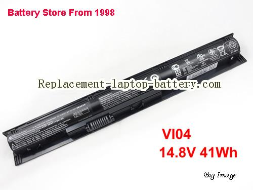 HP 756743-001 Battery 41Wh Black