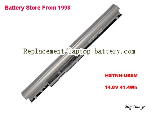 HP HSTNN-UB5M Battery 41.4Wh Grey