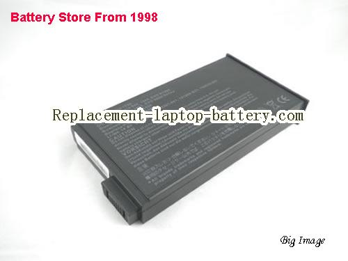 COMPAQ 281766-001 Battery 4400mAh Black