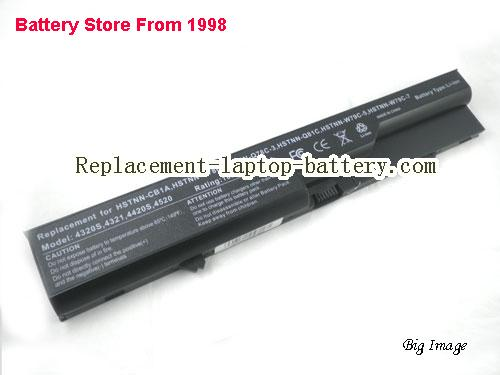 HP HSTNN-Q81C Battery 5200mAh Black