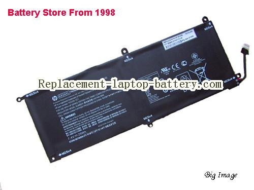 HP HSTNN-IB6E Battery 3820mAh, 29Wh  Black