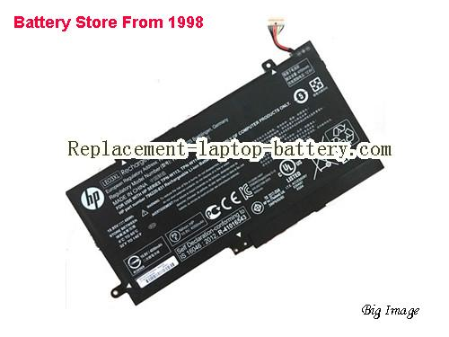 HP HSTNN-PB6M Battery 4050mAh, 48Wh  Black